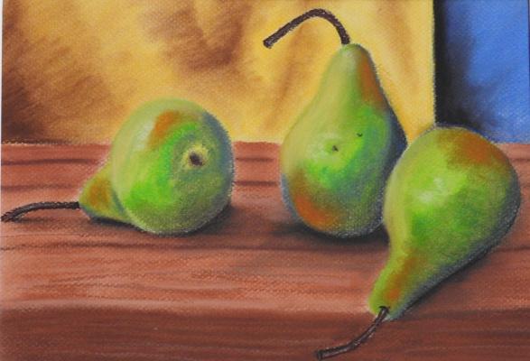 Olga Nadtochaeva. Pears