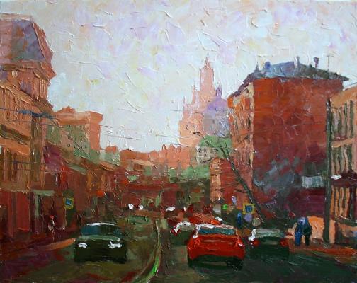 Michael Mine. Etude 165. Moscow