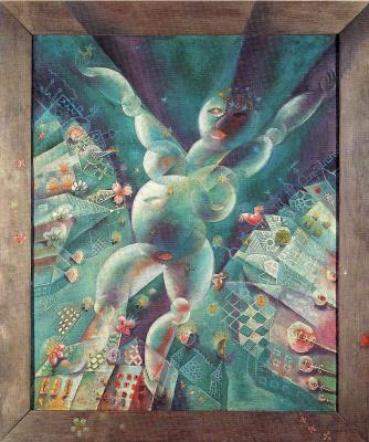Otto Dix. The lunar woman