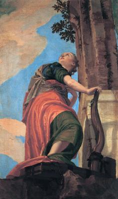 Paolo Veronese. Allegory of a good ruler