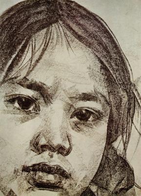 Владимир Максимович Соколов. Portrait In Ti Lin, Vietnam