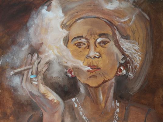 Tatyana Nikolaevna Antonova. Cuban