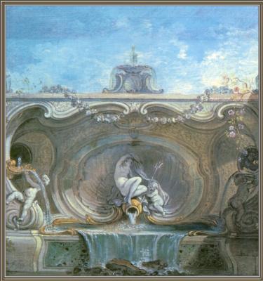 Жак де Лажу. Вода