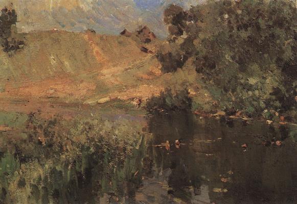 Konstantin Korovin. Summer