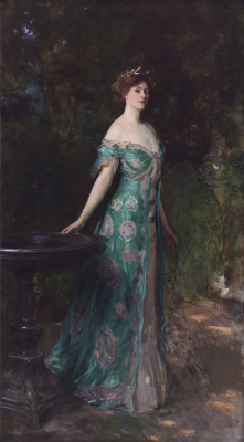 John Singer Sargent. The Duchess Of Sutherland