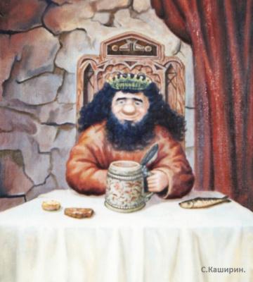 Stepan Vladimirovich Kashirin. Beer king