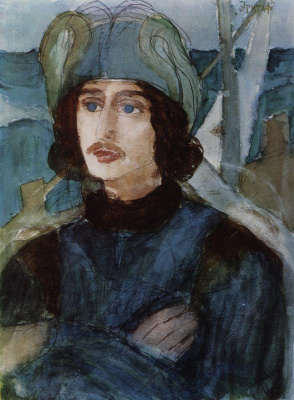 Kuzma Sergeevich Petrov-Vodkin. Epitaph