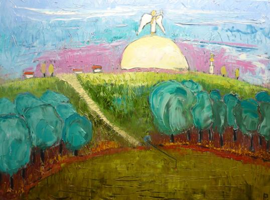 Svyatoslav Ryabkin. Dawn dawn