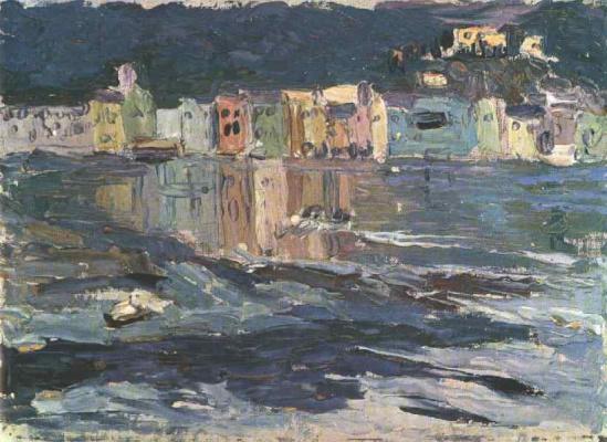 Wassily Kandinsky. Santa Margarita