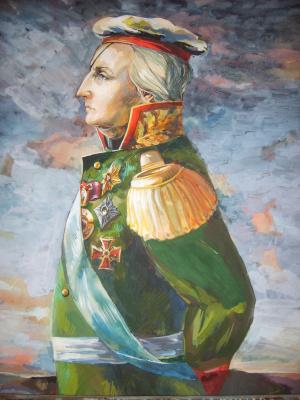 Павел Аранчий. Кутузов