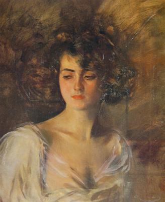 Ramon Casas i Carbó. Julia