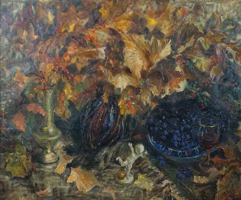 Валерий Иванович Сосна. Осень