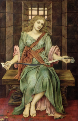 Evelyn De Morgan (Pickering). Prison for the soul