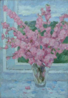 Urii Parchaikin. Цветы вишни