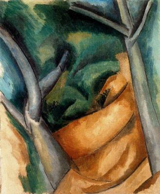 Raoul Dufy. Plot 3
