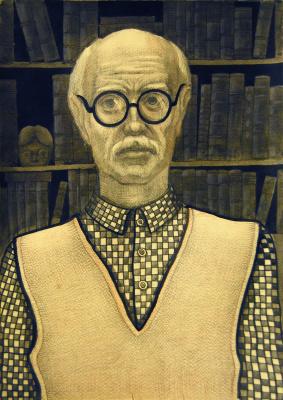 Антон Раков. Библиотекарь