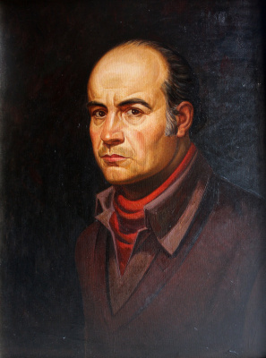 Khachatur Anushavanovich Vardparonyan. Self-portrait