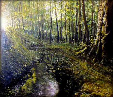Юлия Амаги (Amagiras). Forest song