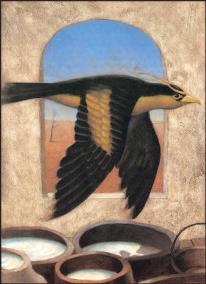 Дэвид Шеннон. Птица