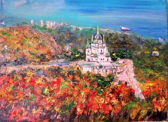 Константин Бойцов. Форосская церковь