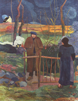 Paul Gauguin. Good morning, Mr. Gauguin!