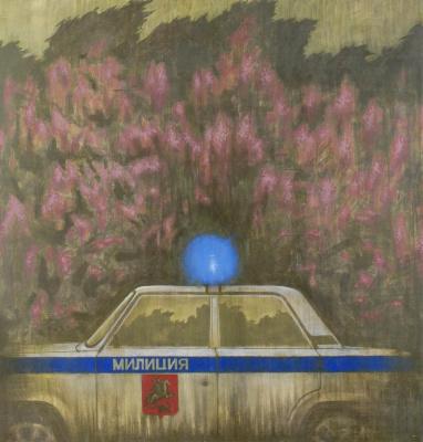 Alexander Vsevolodovich Yakut. Lilac