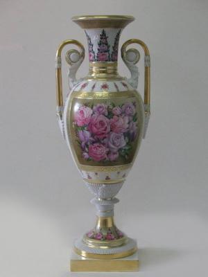 Серафима Петровна Богданова. Декоративная ваза