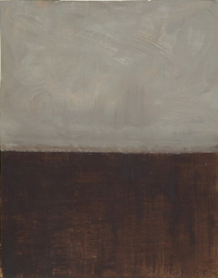 Rothko Mark. Untitled (Brown and gray)