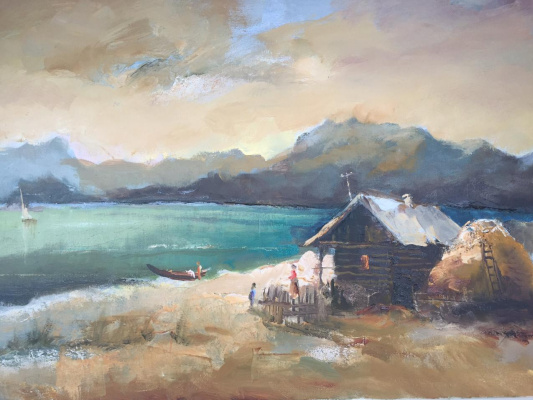 Anastasia Uvarova. A quiet harbor