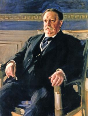 Anders Zorn. U.S. President William Howard Taft