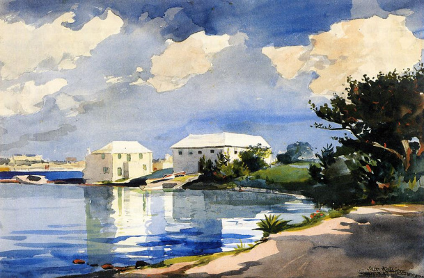 Winslow Homer. Bermuda