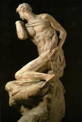 Микеланджело Буонарроти. Победа