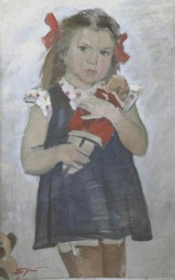Евгений Иванович Бригадиров. Ольга