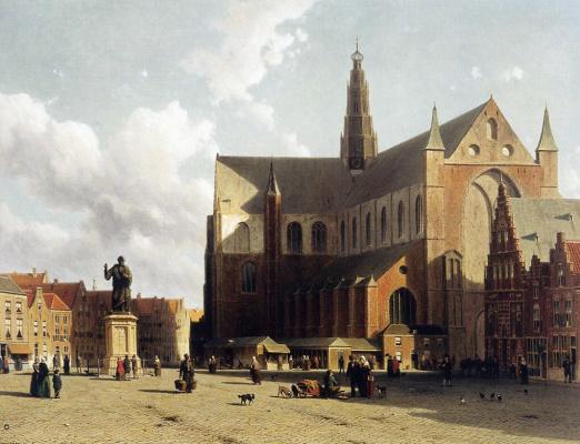 Jan Hendrik Weissenbrook. Market