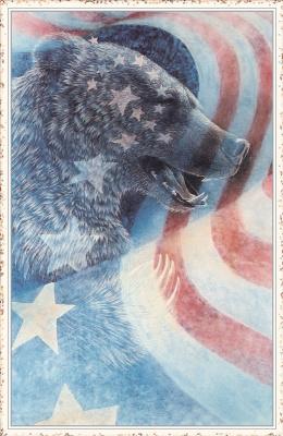 Кэти Морроу. Звездный медведь