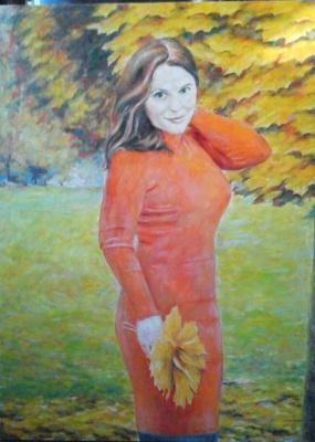 Валерий Викторович Шечкин. Autumn motive