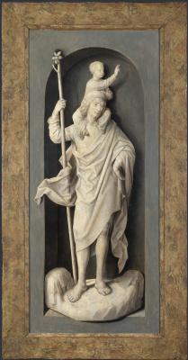 Ганс Мемлинг. Святой Иоанн Креститель