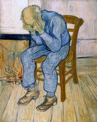 Vincent van Gogh. On the threshold of eternity