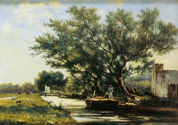 Jan Hendrik Weissenbrook. Plot 3