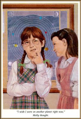 Ник Баскет. Американская девочка Молли. Вторая книга о Молли 05