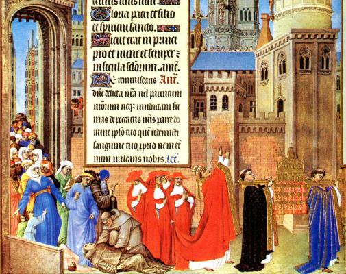 Процессия святого Григория