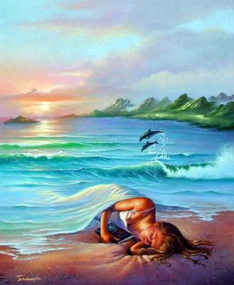 Джим Уоррен. Мечты океана
