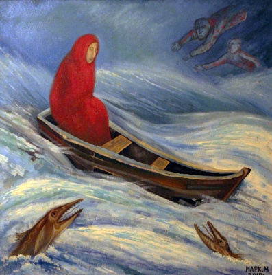 Mark Vladimirovich Makarov. Return over the river Styx