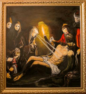 Vitaly Varennikov. Abduction of Christ