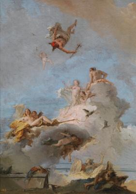 Olympus. Triumph of Venus