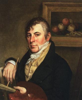 Чарльз Уилсон Пил. Мужской портрет