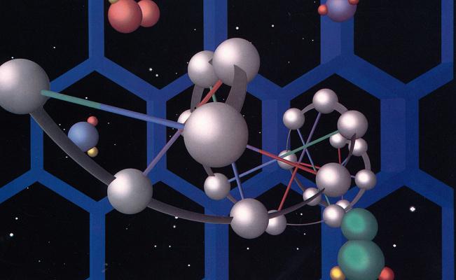 Ким Уайтсайдс. Молекулы