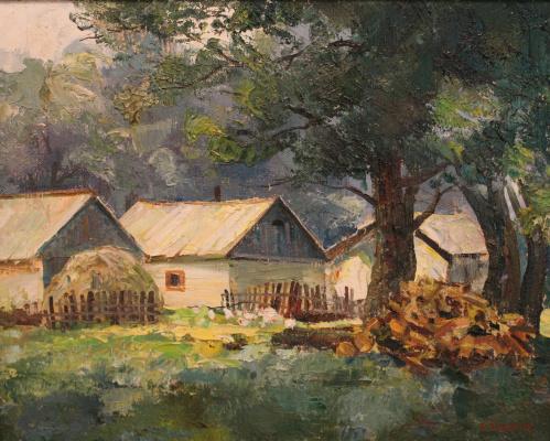Victor Tikhonovich Karjakin. Summer houses
