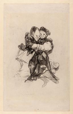 Francisco Goya. Visions