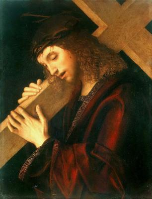 Джан Франческо Майнери. Несение креста